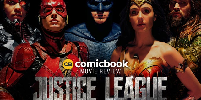 Justice League - ComicBook Movie Review screen capture
