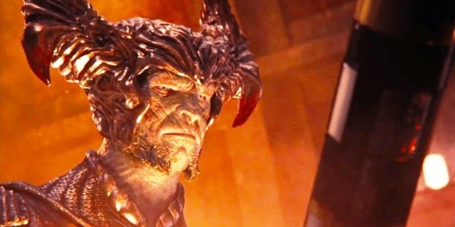 Justice League Movie Steppenwolf