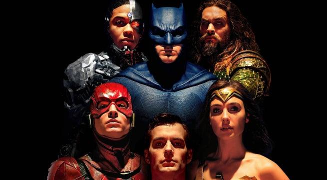 justice league poster superman