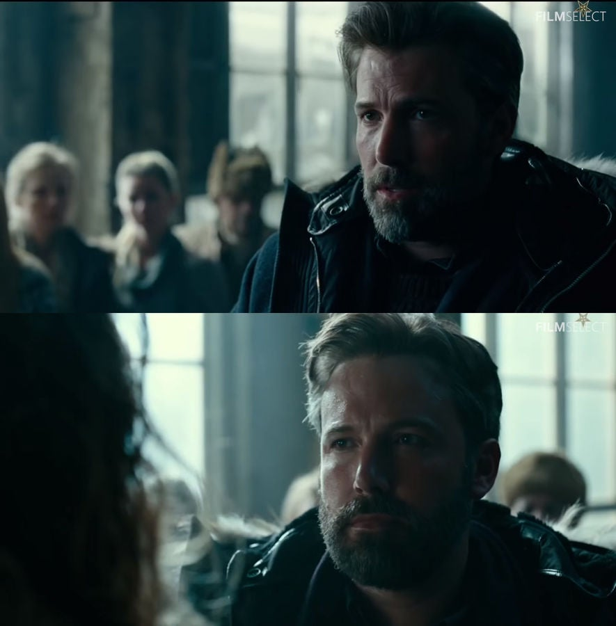 justice league reshoot comparison