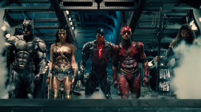Justice League Reviews Release Date