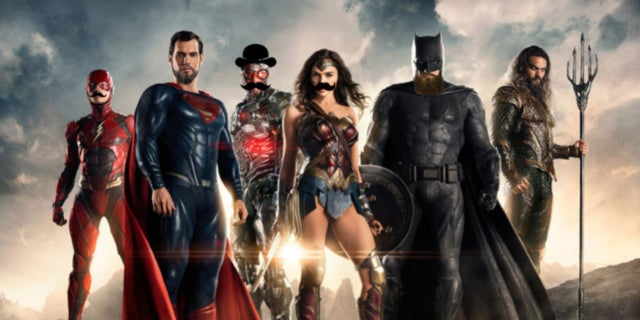 Justice League Superman mustache comicbook.com