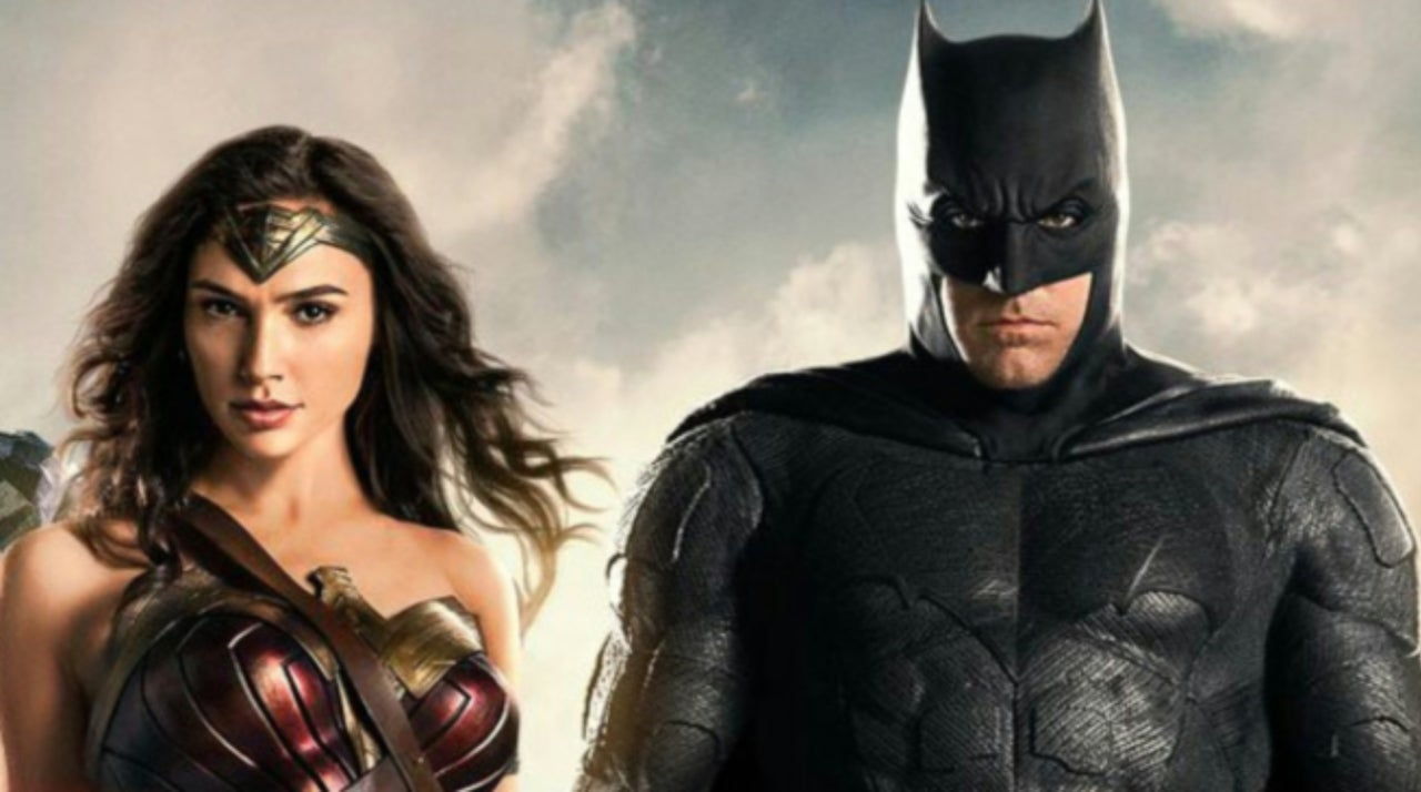 justice league wonder woman and batman relationship