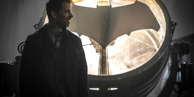 Justice League Zack Snyder Bat Signal