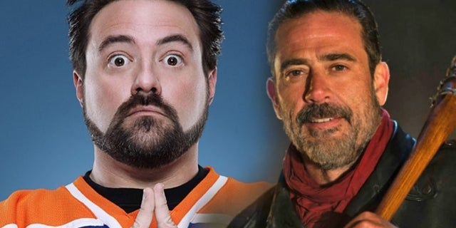 Kevin Smith Negan The Walking Dead