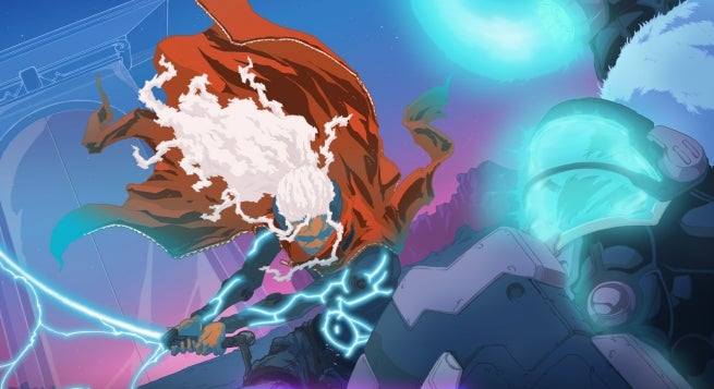 Furi is Coming to Nintendo Switch
