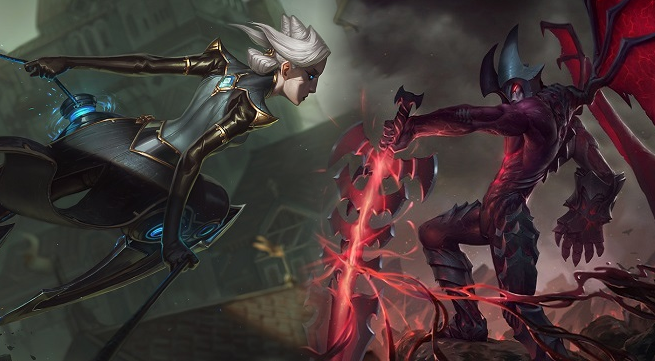 najnowszy autoryzowana strona tanie trampki These League of Legends Designers Are Making the Next New ...