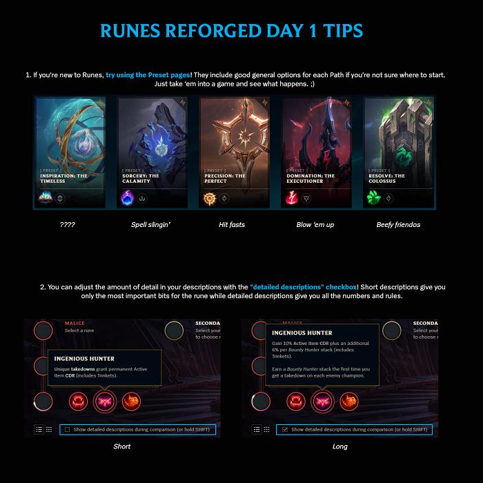 Lol New Rune System