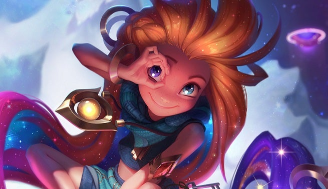 Image result for zoe lol