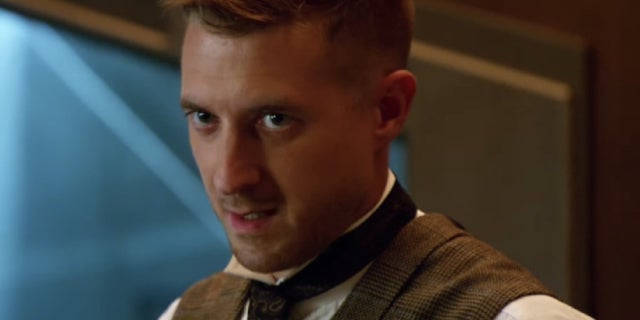 legends of tomorrow rip hunter return of the mack