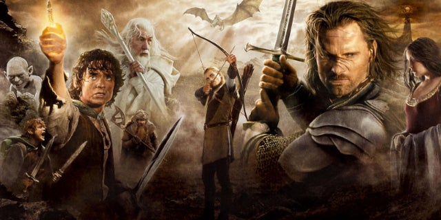Lord of the Rings TV Series Amazon