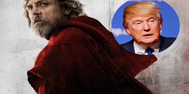 Mark Hamill Donald Trump comicbook.com