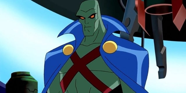 Martian Manhunter Jonn Jonnz