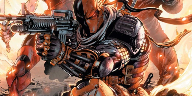 Marv Wolfman on Joe Manganiello's Deathstroke Movie Costume