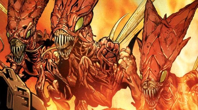 Marvel Cinematic Universe The Brood