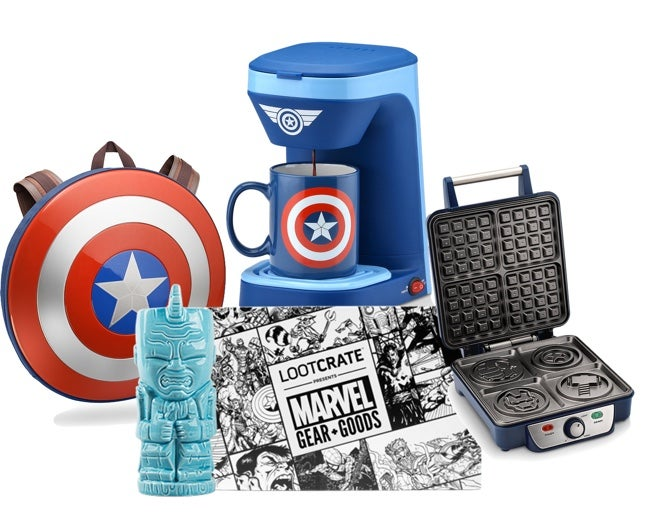 Marvel Gift Guide 10 Super Unique Gift Ideas