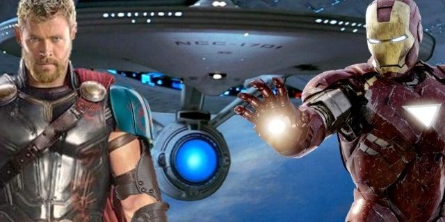 Marvel Star Trek