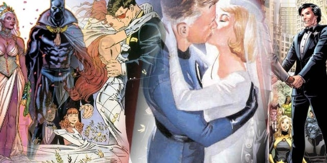 Marvel Wedding of the Century