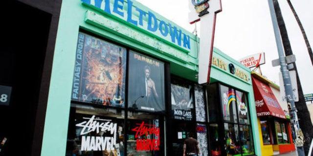 Meltdown Comics Closing Its Doors After 25 Years