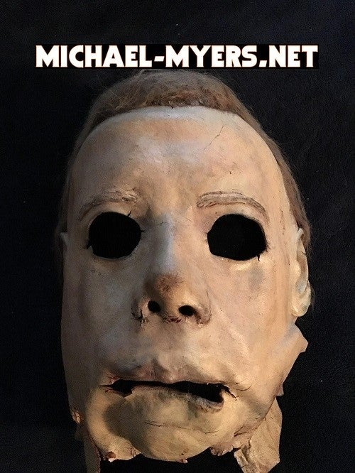 michael myers original mask halloween 2017