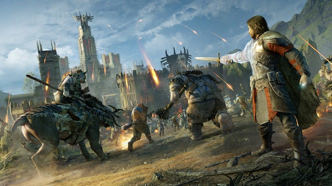 Free content announced for Middle-earth: Shadow of War