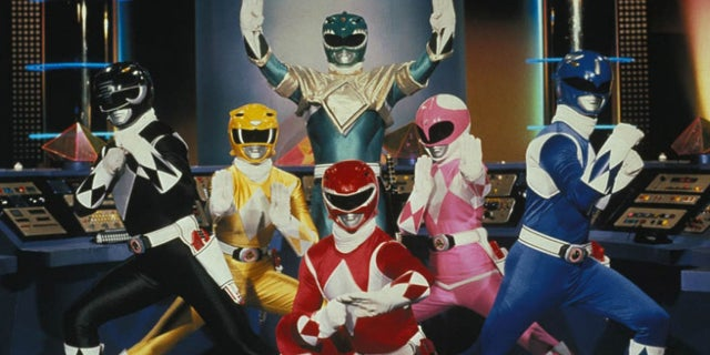 Mighty-Morphin-Power-Rangers