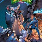 Mighty Morphin Power Rangers #21 Preview