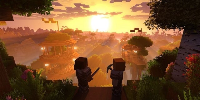 Minecraft Graphics Pack