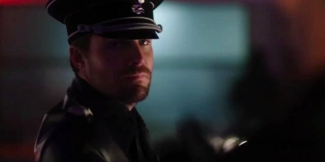 Nazi-Oliver-Queen
