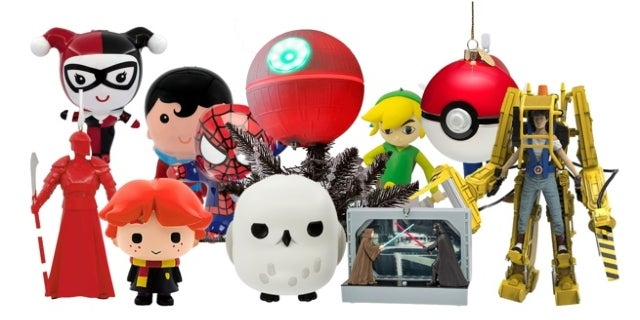 nerdy-christmas-ornaments