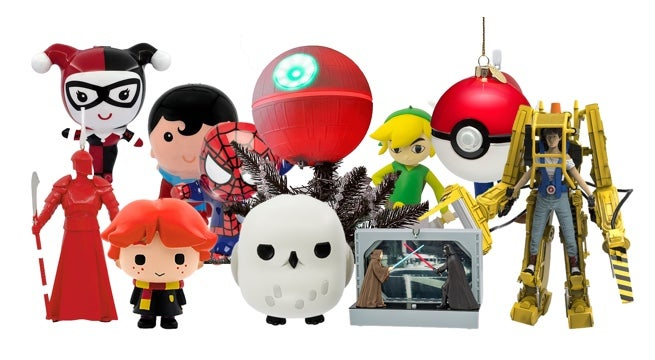 nerdy christmas ornaments - Nerdy Christmas Ornaments