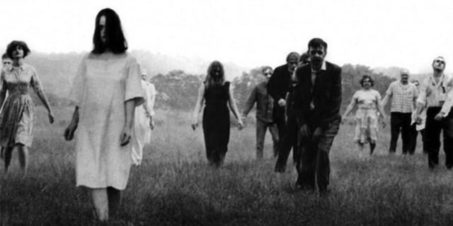 night of the living dead george romero