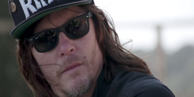 Norman Reedus Ride With Norman Reedus