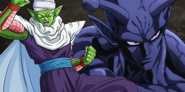 one punch man piccolo