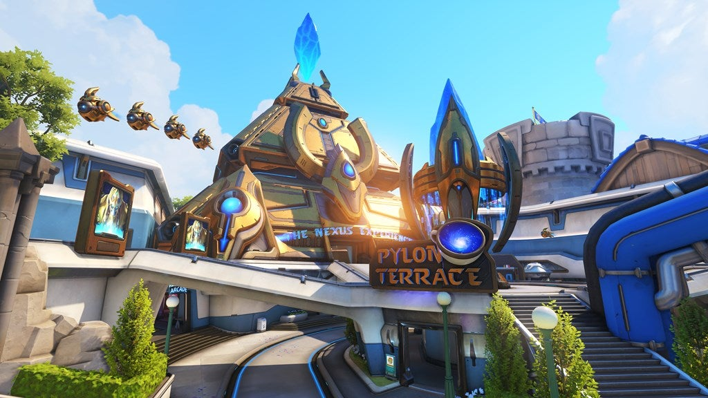 Overwatch Tests D Va Nerfs, Blizzard World Adjustments on PTR