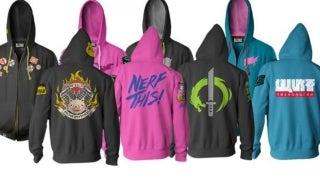 Overwatch hoodies