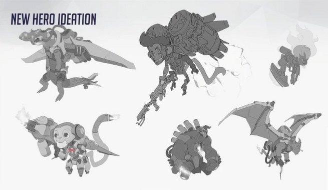 Overwatch New Hero Ideas