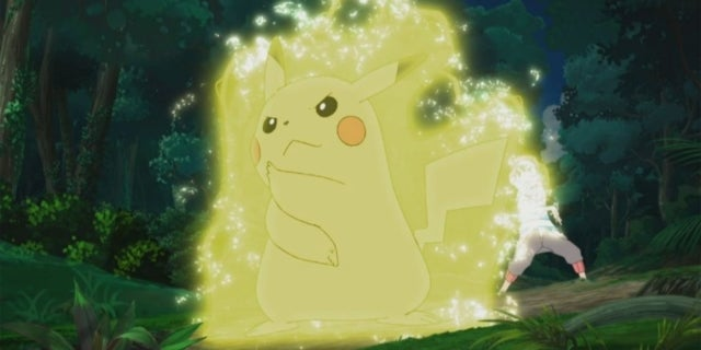 pikachu z move