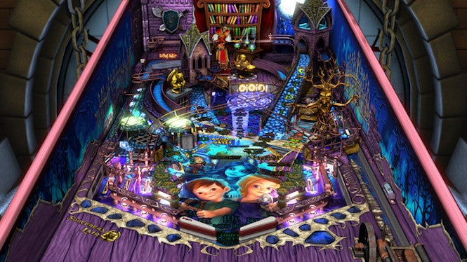 Pinball FX3 Tilts its Way To Nintendo Switch This Month, And