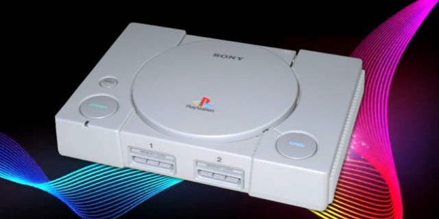 playstation console