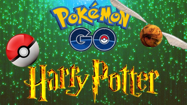 Niantic Present Harry Potter: Wizards Unite