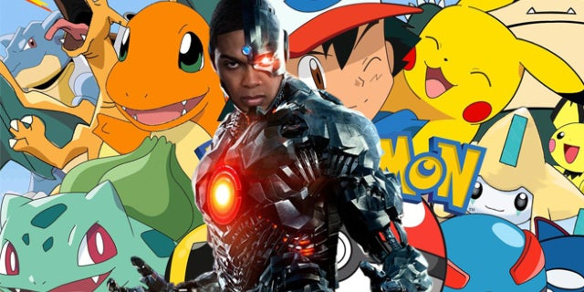 Pokemon-Cyborg-Justice-League