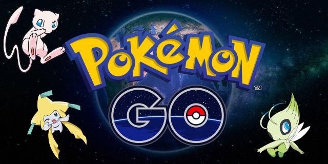 pokemon go mythical