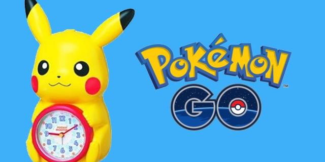 pokemon go time