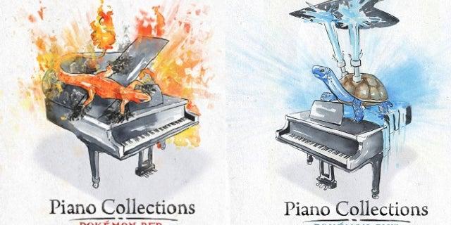 pokemon piano