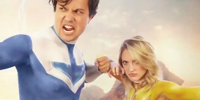 Power-Rangers-DConey-Body-Paint=Michael-Copon-Ciara-Hanna