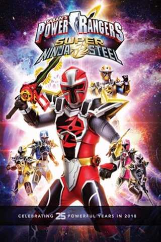 Power Rangers: Super Ninja Steel