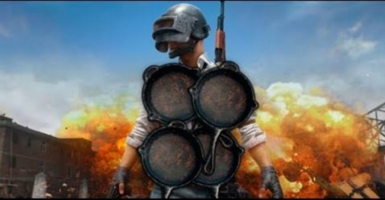 pubg s desert map will make its gameplay debut at this year s game