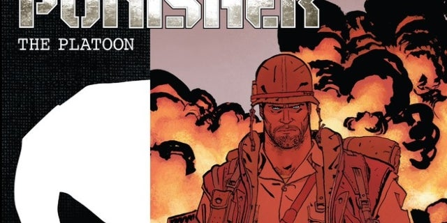 Punisher - The Platoon - Cover