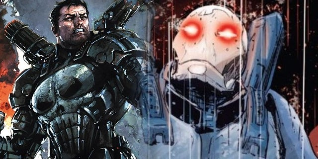 Punisher War Machine